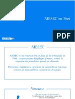 AIESEC  Responsabilidad Social Corporativa