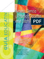 Género, Ciencia y Práctica Docente en el Bachillerato