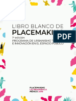 Libro Blanco de Placemaking 2018