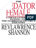 Predatory Female Lawrence Shannon