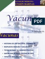 esquema de inmunizaciones