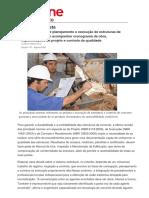 02. Concreto Armado- Gestão Concreta (Téchne, 2008). Concreto Armado- Gestão Concreta (Téchne, 2008). Concreto Armado- Gestão Concreta (Téchne, 2008)