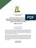 Informe Ingreso FFEE Liceos