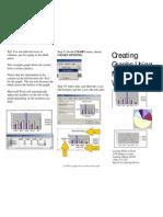 Graphs in MS Word Brochure