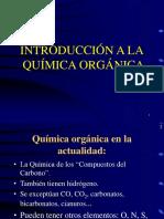 1. INTRODUCCION A LA QUIMICA ORGANICA - 2018 - I.pps
