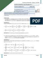 Desarrollo Guía Resumen Prueba N°3 cálculo 2