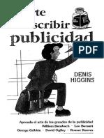 EsSlide.org-Denis Higgins-El Arte de Escribir Publicidad-McGraw-Hill .PDF