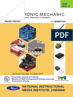 Electronic Mechanic 1st Sem NSFQ Books