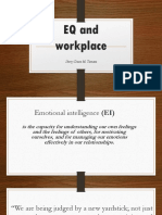 EQ and Workplace