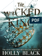 The Wicked King by Holly Black Excerpt