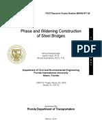 Steel Bridge FDOT BDK80 977 28 Rpt