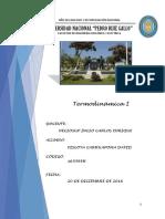 Cuestionario Termodinámica II