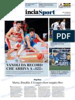 La Provincia Di Cremona 17-12-2018 - Serie B