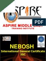 Aspire 001 IGC I Element 1-Foundations - IGC I