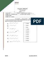 Examen Global Química 2