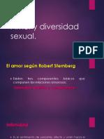 Amor y Diversidad Sexual TAREA