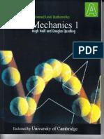 CIE a-level Mechanics 1