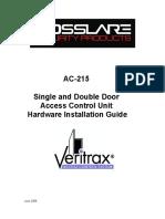 AC 215 Hardware Installation Manual