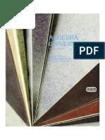Algebra Universitaria - Gordon Fuller-pdf.pdf