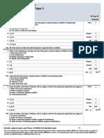 English HKSI LE Paper 5 Pass Paper Question Bank (QB)