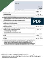 English HKSI LE Paper 8 Pass Paper Question Bank (QB)