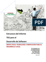 Informe de Software Universidad Valle Del Momboy