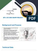 Bt3 2x5mw Mhpp Project-divchannel