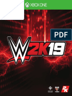 WWE 2k19 Manual