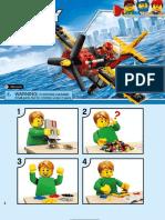 Lego air racer