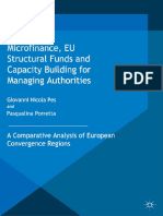 (Palgrave Studies in Impact Finance) Giovanni Nicola Pes, Pasqualina Porretta (Eds.)-Microfinance, EU Structural Funds and Capacity Building for Managing Authorities_ a Comparative Analysis of Europea