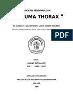 14760743-Laporan-Pendahuluan-Trauma-Thorax-Di-Ruang-13-Akut-RSU-Dr-Saiful-Anwar-Malang.doc