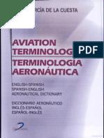 Terminología Aeronáutica