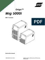 Manual AristoMig 5000i 2