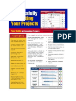 Successfully Presenting Your Projects