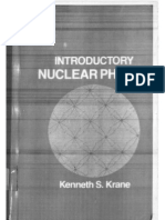 Introductory Nuclear Physics Kenneth Krane - John Wiley
