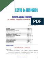 BOLETIN DE MISIONES 18-10-10