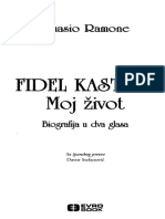 Ignasio Ramone FIDEL KASTRO Moj Zivot
