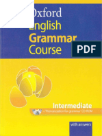 Ox English Grammar Course Int