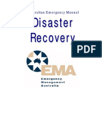 Australian Disaster Recovery Manual 1996