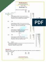 Punjab Examination Commission PEC 8th Class Mathematics Unit 7.1 Notes