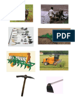 Agricultural Instruments