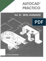 AutoCad práctico III