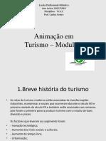 Mod. 8 Animação Em Turismo