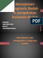 Manajemen Diagnostik Bedah Dan Pengobatan Kelainan Bedah