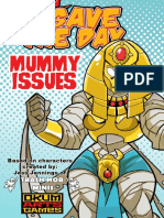 Save the Day Mummy Issues