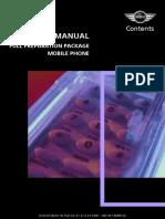 Manual Mini Telefone