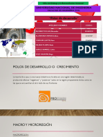Peru y Los Polos Exteriores