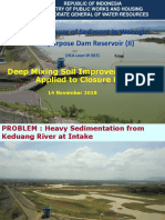 DMSI Training Presentation for Closure Dike Construction 14-Nov-2018