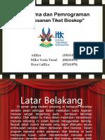 Pemesanan Tiket Bioskop