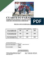 Paraiso 2019